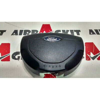 6T16A042B85Aaw Negro Airbag Volante Ford Tourneo Connect 2002 - 2008, Transit Co