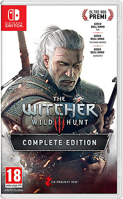 The Witcher 3: Wild Hunt Complete Edition - for Switch
