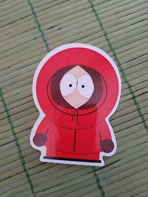 South Park Classic Sticker Decal 1998 Licensed Rare