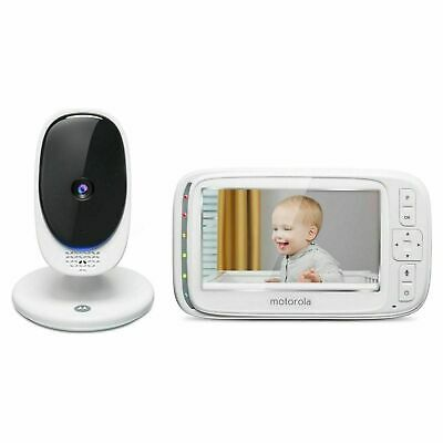 """Motorola Comfort 50 Video Baby Monitor with 5"""" Color Display (Brand New)"""
