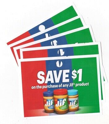 14 x Save $1 on Jif Peanut Butter Coups (Canada)