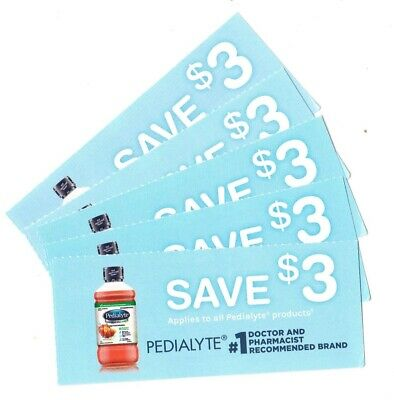 10x Save $2.00 on Pedialyte Childrens/Baby Products Coups (Canada)