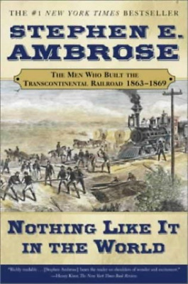 Ambrose Stephen E.-Nothing Like It In The World (Importación USA) BOOK NUEVO