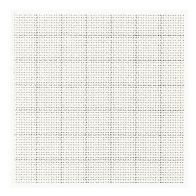 Cross Stitch Aida Cloth 14ct EASY COUNT WHITE Size 30x55cm Fabric