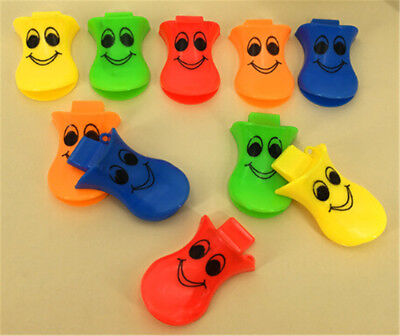 3pcs Duck Whistle for Boats Sports Games Emergency Survival Kids Outdoor T CJ