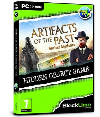 Artifacts of the Past Ancient Mysteries (PC CD)