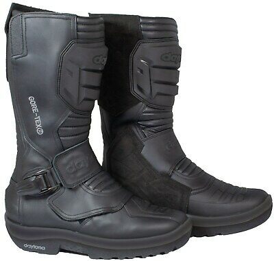 Daytona TransTourMan Gore-Tex® Enduro Motorradstiefel Adventure Off-Road