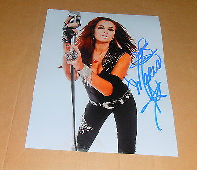 Maria Kanellis Mega ,Sexy, Wwe Wrestling Diva, Original Signed Photo &