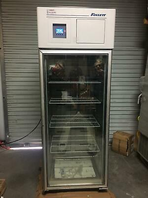 Follet Ref20-Lb Upright Lab And Pharmacy Refrigerator  Refurbished!!
