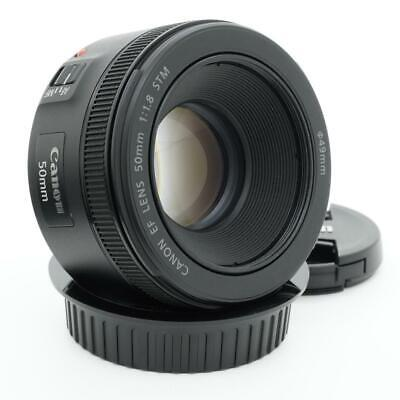 Canon EOS EF 50mm F/1.8 STM Lens