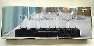 Classic Elements Set of Six Shooters ***VERY NICE**  (D5)