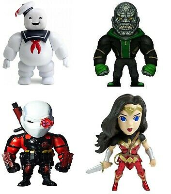 """Metals Die-Cast 6"""" Ghostbusters / Suicide Squad - Choice Of 4 Characters- New"""