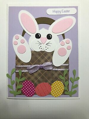 Stampin/' Up Roly Poly Bunny Easter Card Kit