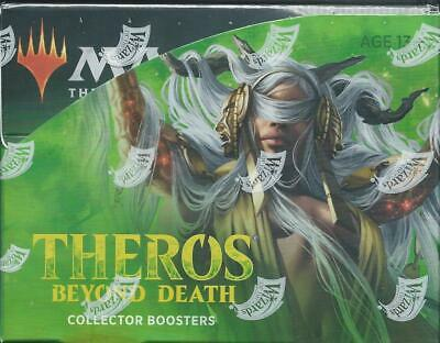 Mtg Theros Beyond Death Collector's Edition Sealed Box (Eng) Ships Now!