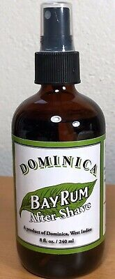 Dominica BAY RUM Aftershave, Full Bottle, NEW and UNOPENED