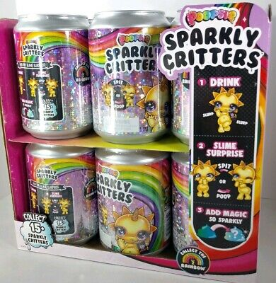 Poopsie Sparkly Critters Full Complete Case Lot of 12 DROP 2 RainbowNEW!