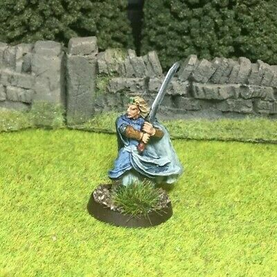 Pro Painted Glorfindel Rivendell Elf Metal Miniature - Lord of the Rings Hobbit
