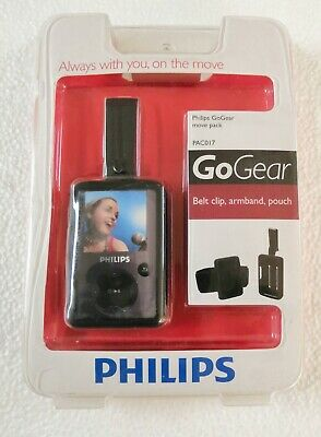 Philips GoGear PAC017 Move Pack -