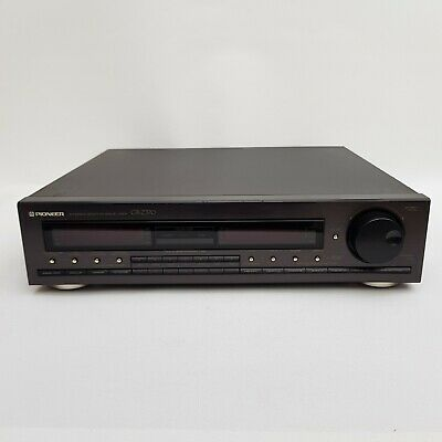 Vintage Pioneer GR-Z730 Stereo Graphic Equalizer Home Audio LE6517577G