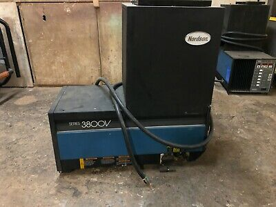 Nordson Series 3800 Hot Melt Material Applicator - Used