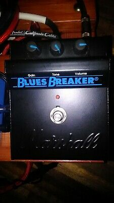Pedale MARSHALL Bluesbreaker mk1 Drive/Boost overdrive