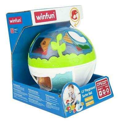 Win Fun - Lil Playground Sorter Ball