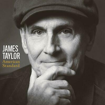 James Taylor American Standard Cd Album  New (28Thfeb)