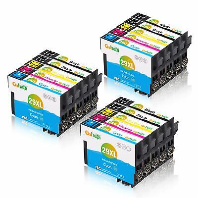 Gohepi 29 Xl Compatibili Cartucce Epson 29Xl Per Xp 342 442 245