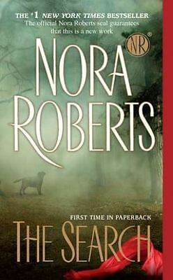 The Search by Roberts, Nora , Mass Market Paperback