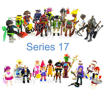 Playmobil Mystery Figures Series 17 70242 70243 Boy and Girl Choice NEW RELEASE