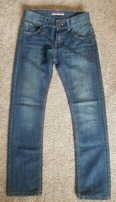 Tommy Hilfiger Skinny Rebel Jeans 10 Youth Boys Excellent Condition - Worn Once!