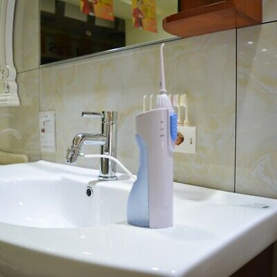 AU Water Jet Dental Oral Care Irrigator Cordless Teeth Cleaner Cleaning Portable