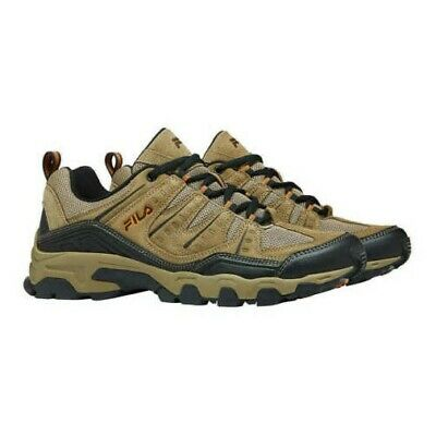 NIB MEN'S FILA Travail Trail Running Shoes Medium&4E WIDE