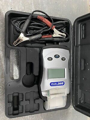 DHC BT747 Battery Tester - USED. Great Bit of Kit!