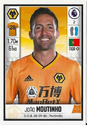 Panini's Premier League 2020 Football Stickers - Official Collection - Panini