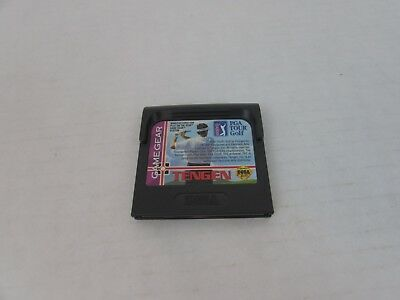 Sega Game Gear PGA Tour Golf Video Game Tested and Works Great