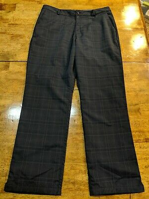 Under Armour - Men's Size 36/32 Golf/Casual Pants - Polyester Blend