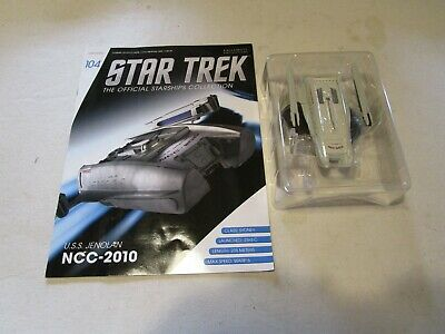 Star Trek Official Starship Collection Number 104 - U.S.S. Jenolan NCC-2010