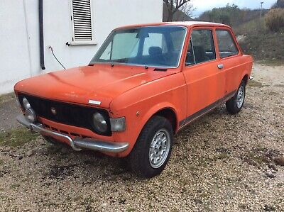 Fiat 128 Rally very rare for restoration located in southern Italy L.H.D