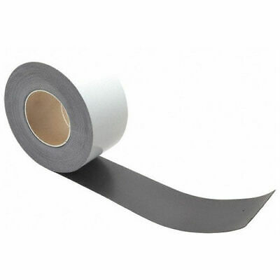 "50 ft X 3""H Magnetic Write-On Label, 1 Roll"