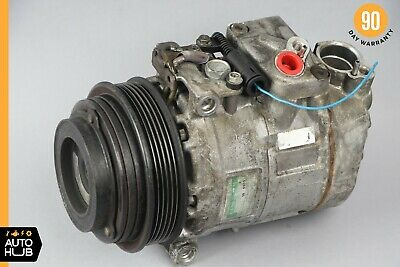 98-02 Mercedes W210 E320 AC A//C Air Conditioning Compressor Pump Assembly A96
