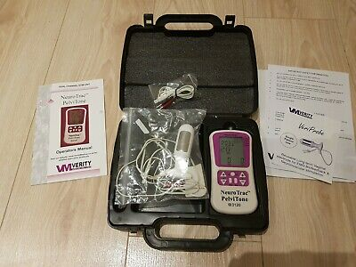 NeuroTrac ETS PelviTone 0120 with Case/Leads and  probe