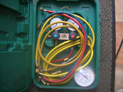refco manifold refrigeration kit
