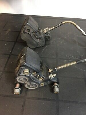BMW K1100RS Front Brakes