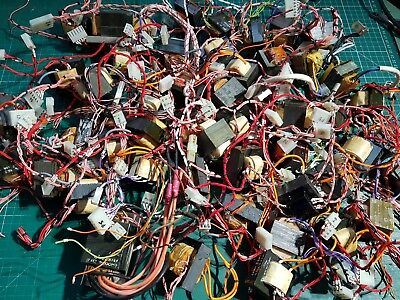 5v  12v Switch Mode Power Supply Transformer Joblot