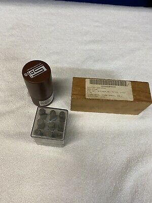 Markrite 1/4 Metal Stamps( Numbers ) Punch Set/ 1/16 Inch Letter Set