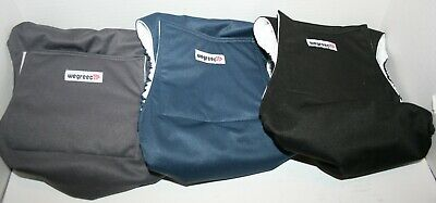 Wegreeco LARGE Washable Reuseable Male Dog Belly Bands Wraps - Many Options!