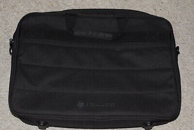 HP Brand Laptop Notebook Computer PC Handle Case Bag Slips on Luggage Handle