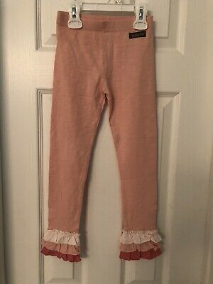 Nwot Matilda Jane Top Of The World Leggings Girls Size 6 💕