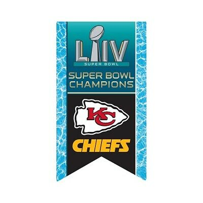 Kansas City Chiefs Champions Pin Super Bowl 54 Liv Superbowl Nfl Championship